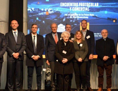 Interés de Holanda en Bahía Blanca y en el desarrollo de su puerto