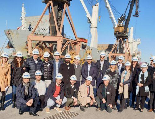 Networking: Visita al Puerto de Bahía Blanca