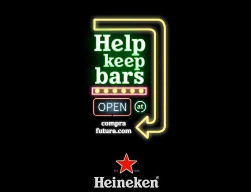 """Heineken promueve el apoyo a bares y restaurantes mediante su campaña """"BackTheBars"""""""