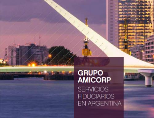 GRUPO AMICORP, SERVICIOS FIDUCIARIOS EN ARGENTINA