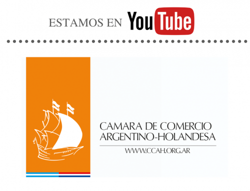 Visitá nuestro canal de Youtube