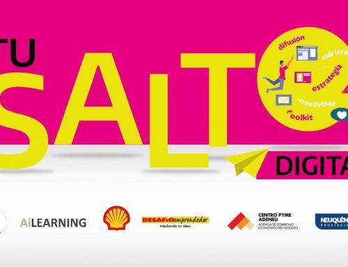Sumate a la digitalización.  Acompañando el desarrollo de emprendimientos locales.