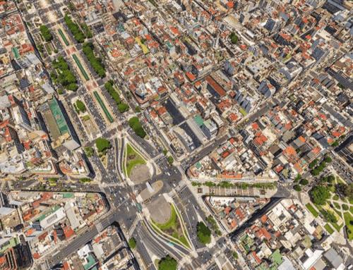 Crecimiento de las ciudades
