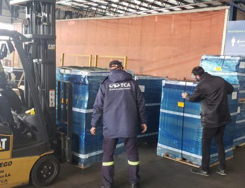 Mercado aéreo de cargas: TCA logística por y para la gente