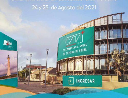 """La Conferencia Anual de Turismo de Aruba cerró su edición 31 con """"Una mirada al turismo del futuro"""""""